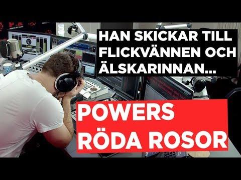 POWERS RÖDA ROSOR - LÄNGSTA UTSKÄLLNINGEN NÅGONSIN