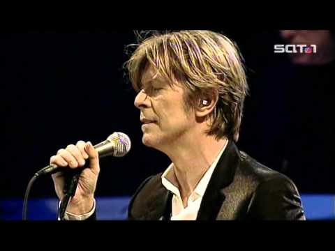 David Bowie – Afraid (Live Berlin 2002)