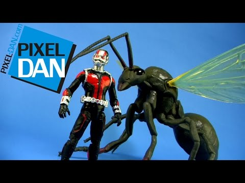 Marvel's Ant-Man with Ant Hasbro Figure Video Review poster