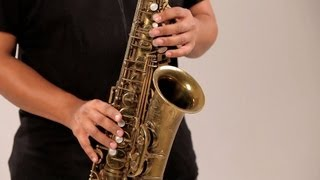 how to play alternate sax fingerings | saxophone lessons