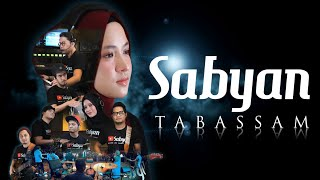 SABYAN - TABASSAM | COVER | 1 TAHUN BERSAMA LAGANA