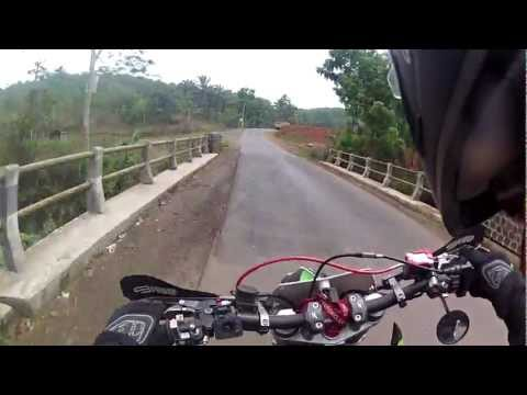"""KRACKER goes to Sawarna"" - Jalur Sawarna - Serang via Rangkasbitung"