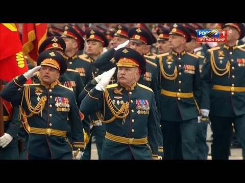 Russian Army Parade, Victory Day 2017 Парад Победы