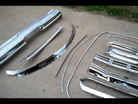 "1975 CHEVY CAPRICE ""DONK"" ""VERT"" CHROME PARTS [SOLD ..."