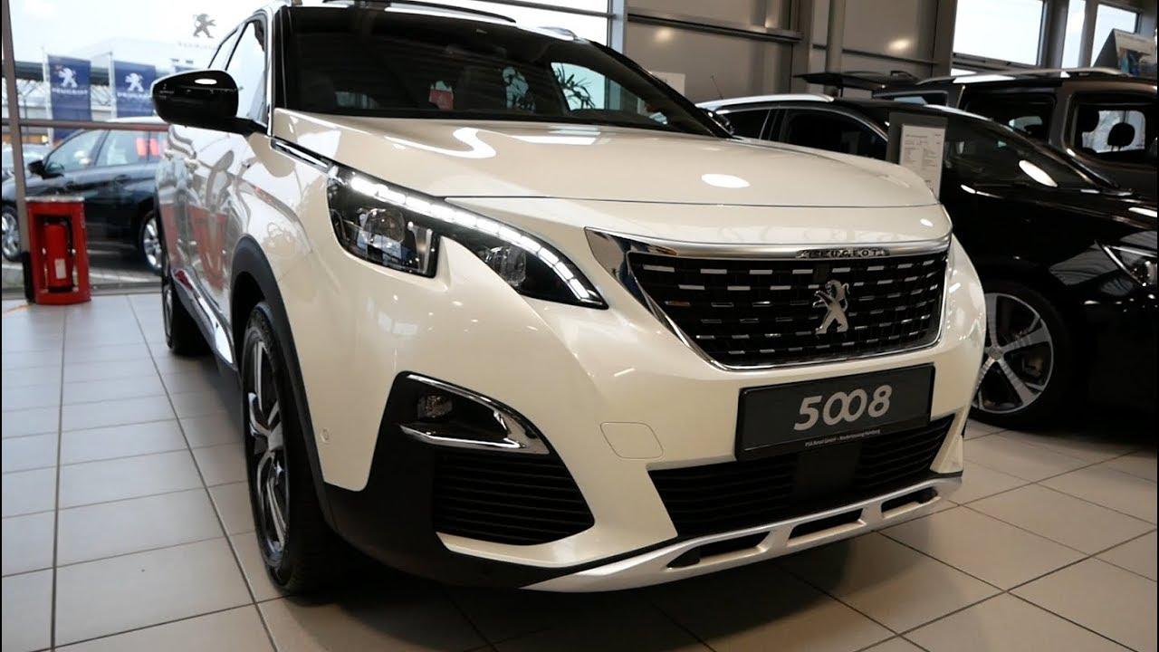 Khám phá mẫu xe Peugeot 5008 Nội và Ngoại thất tại triển lãm xe ô tô