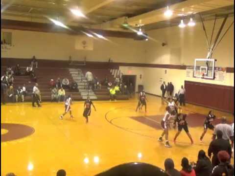 Greenwood High vs Holmes County