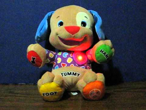 Sale Item Demo - Fisher Price Laugh and Learn Love to Play Pup