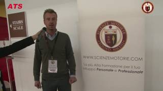 Testimonianza - Renè Cavilli Summit Scienze Motorie Milano 2016