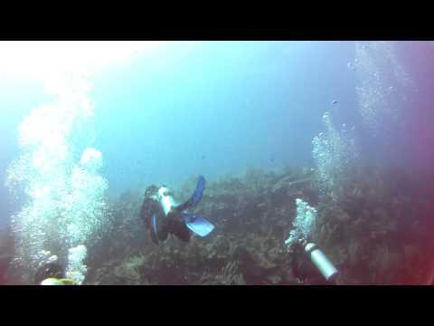 Esmerelda SCUBA Diving Part 1