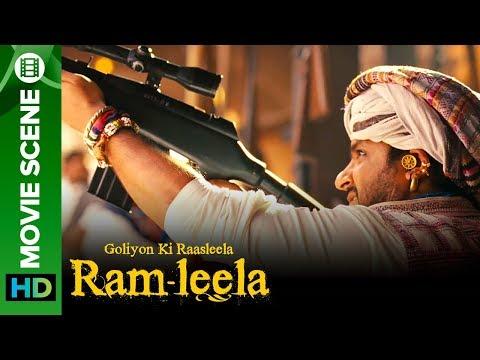 A Gun Market | Rajadi VS Sanera | Goliyon Ki Raasleela Ram-Leela