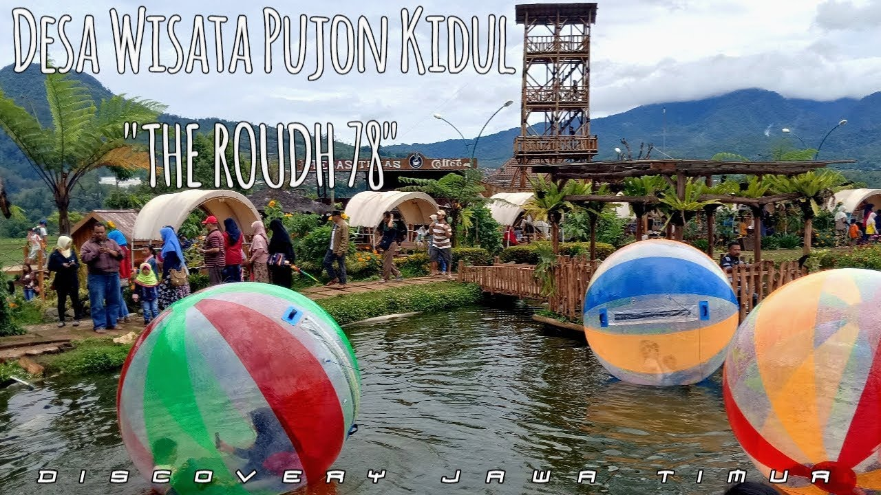 Desa Wisata Pujon Kidul The Roudh 78 Part 2 Hd Terbaru Youtube