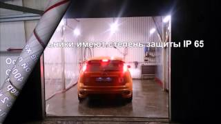 Освещение автомойки, автосервиса, детейлинг центр LED(, 2016-03-13T21:00:08.000Z)