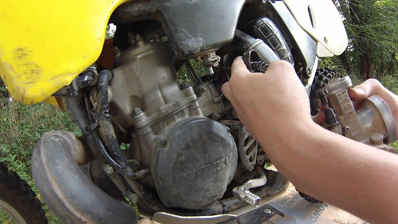 maxresdefault 2 stroke carburetor rebuild rm250 part 2 youtube