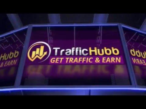 Traffic Hubb  – Earn upto 130%