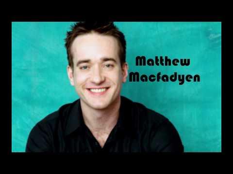 Matthew MacFadyen family