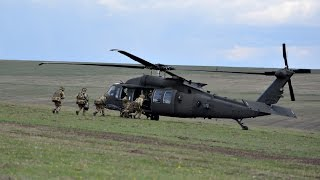 """Wind Spring 15"" - NATO military exercise in Romania, near the Moldovan and Ukrainian border"