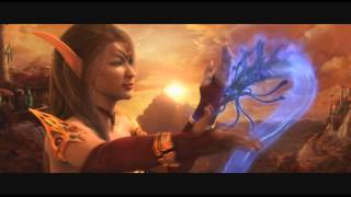 World of Warcraft  The Burning Crusade Cinematic Trailer RUS Vstudio