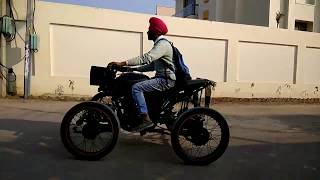 Automobile project || Mechanical project || ATV || strange vehicle in india || quad bike