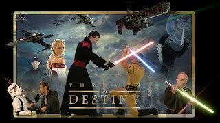 Star Wars: Threads of Destiny - Final Trailer (2014)