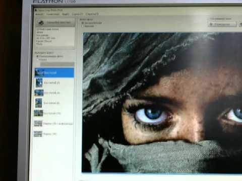 Как напечатать фотографию форматом A5 на принтере Epson L800
