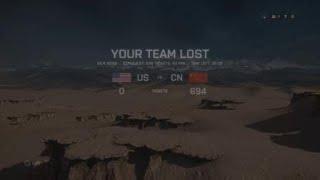 BF4 Game Ending Tank Troll
