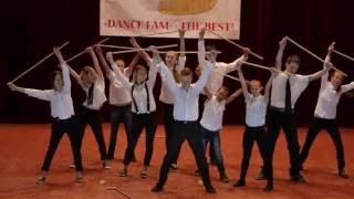 Mark Ronson & Bruno Mars – Uptown Funk (Dance hip-hop with sticks) Танец с тростью (палками)