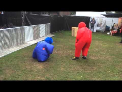 Neon Fields Festival 2015 - Stimmungskanonen (Haren/Emsland)