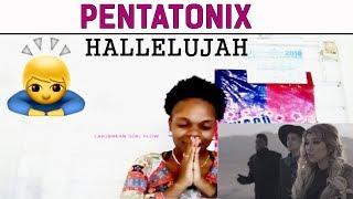 Reacting to Pentatonix - Hallelujah ❤️ | Requested Video !!