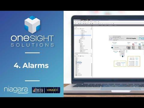 4. Alarms - Niagara 4 Video Training