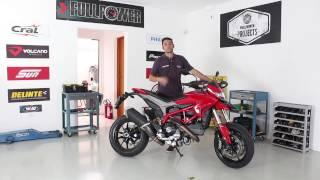 Ducati Hypermotard 821: supermoto para todos os dias!