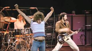The Who - Baba O'Reily -- In [High Definition] HD! -1979 - The Kids Are Alright