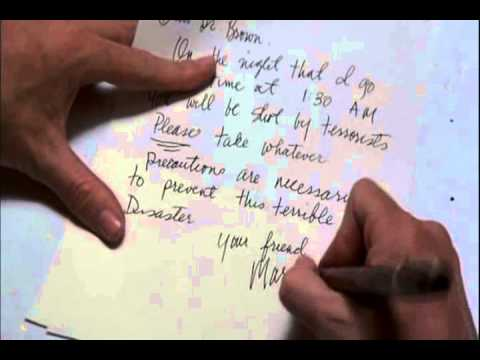 Marty writes a letter to doc - YouTube - letter in doc