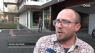 Verdacht pakketje Provinciehuis Zwolle blijkt onschuldig