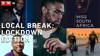Local break brings you the latest on South African celebrity and entertainment news.   #MissSouthAfrica #Biancamustfall #SiyaKolisi #AKAvsSizwe #DjMaphorisa