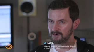 Richard Armitage Answers Your Questions Poster