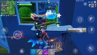 Trying to get my 200th win on Fortnite