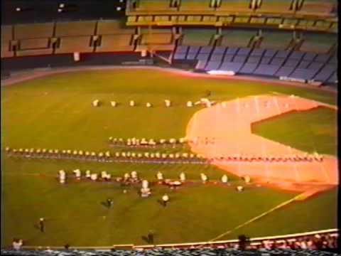 1990 Wi Hi Marching Band