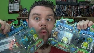 How To Train Your Dragon Hidden World - Mystery Dragons Unboxing Dreamworks Spin Master Toy Review
