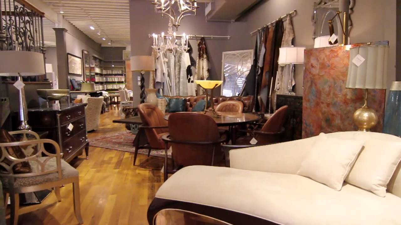 Alyson Jon Houston Luxury Furniture Store Youtube
