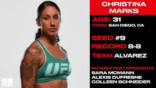 UFC Ultimate Fighter 26 - Meet The All-Female Flyweight Cast