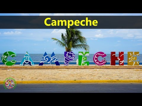 Best Tourist Attractions Places To Travel In Mexico | Campeche Destination Spot