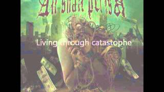 All Shall Perish - Better Living Through Catastrophe [Lyrics]