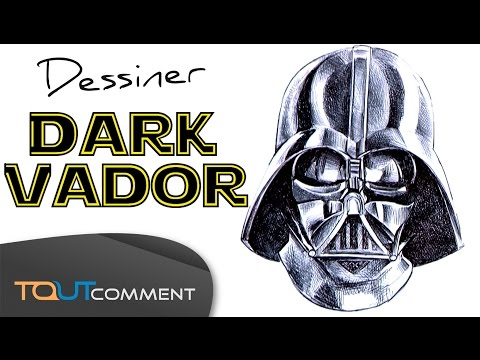 Dessin Star Wars Dark Vador Youtube