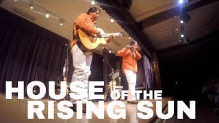 HOUSE OF THE RISING SUN | INKA GOLD LIVE 4K HD