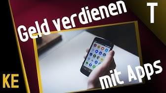 Geld verdienen mit Apps - 4 Möglichkeiten mit Apps sein Taschengeld aufzubessern