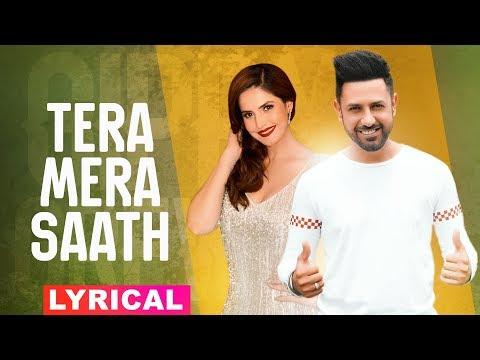 Tera Mera Saath Lyrical  Rahat Fateh Ali Khan Latest Punjabi Songs 2019  Speed Records