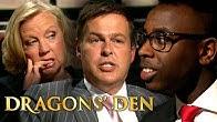 """You're DESPERATE for Success!"" | Dragons' Den"