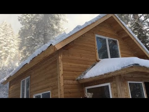 Download Youtube: The February Storm - with Perfect Snowflakes