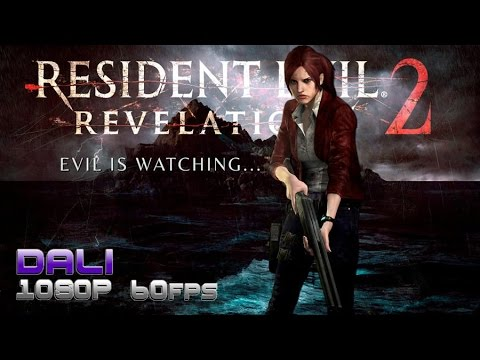 Resident Evil Revelations 2 Ep  1 PC Gameplay 60 fps 1080p