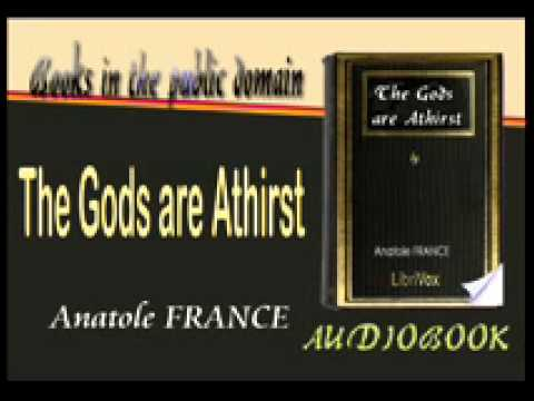 The Gods are Athirst Anatole FRANCE Audiobook
